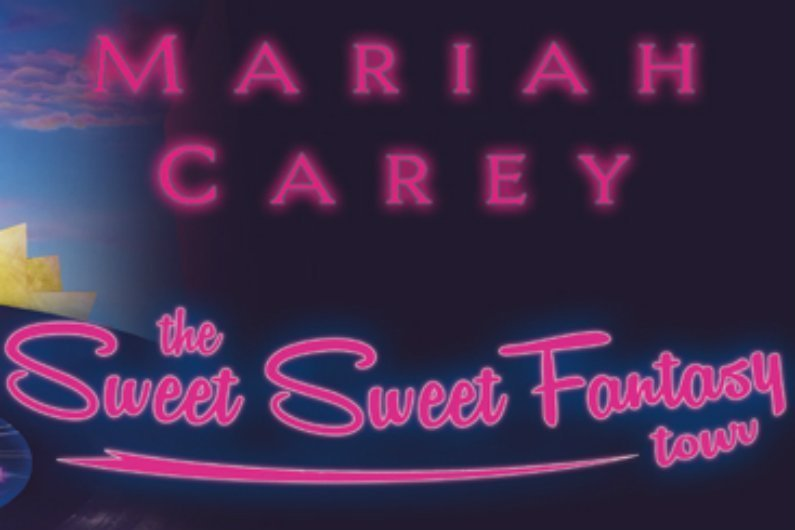 "image for article Mariah Carey Sets ""Sweet Sweet Fantasy"" 2016 Tour Dates For Europe"