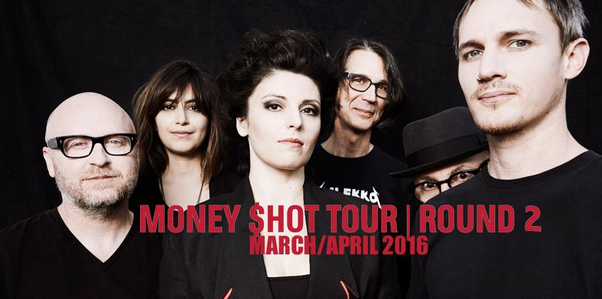 "image for article Puscifer Add 2016 ""Money Shot Tour"" Dates"