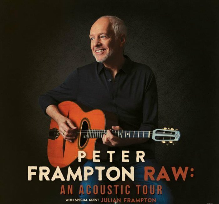 "image for article Peter Frampton Adds 2016 ""Raw Acoustic Tour"" Dates: Ticket Presale Info"