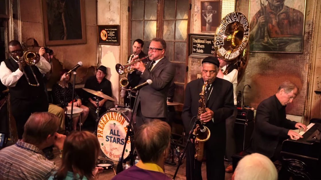 "image for article ""El Manicero"" - Preservation Hall Jazz Band ft Ernan Lopez Nussa [YouTube Official Performance Video]"
