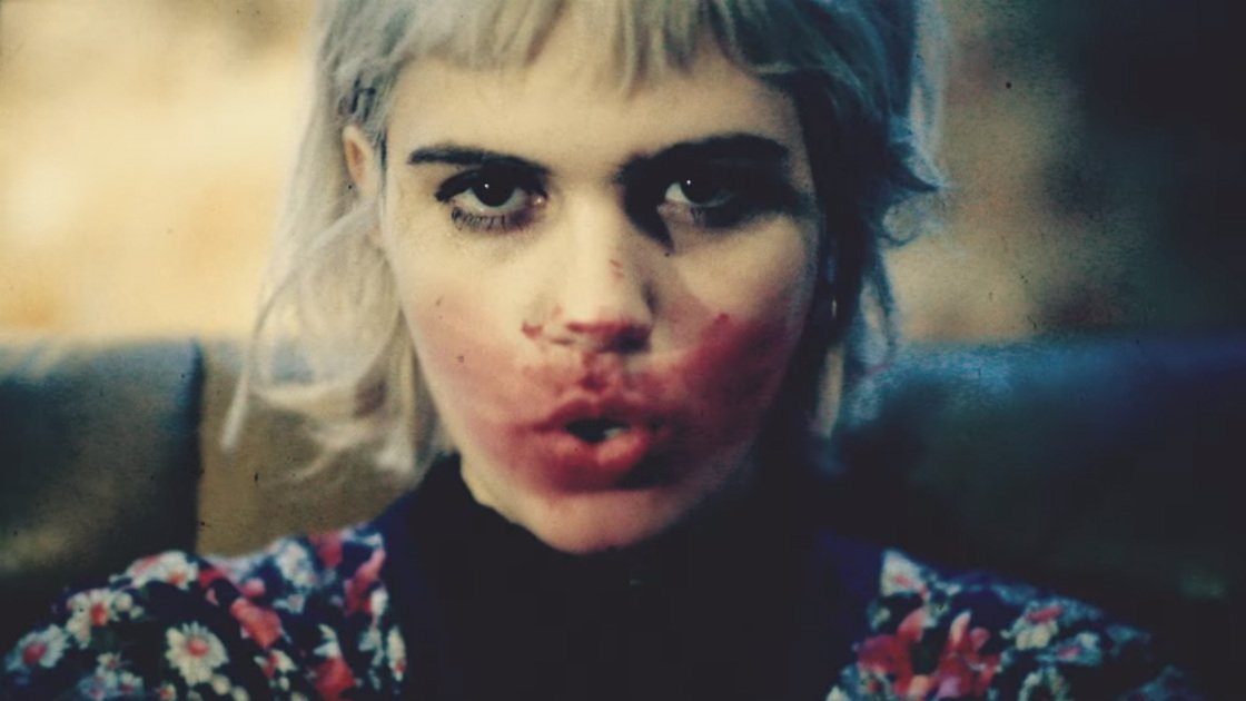 "image for article ""Wall Watcher"" - Sunflower Bean [YouTube Official Music Video]"