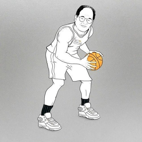 "image for article ""Basketball & Seinfeld"" - Your Old Droog [SoundCloud Audio Stream]"