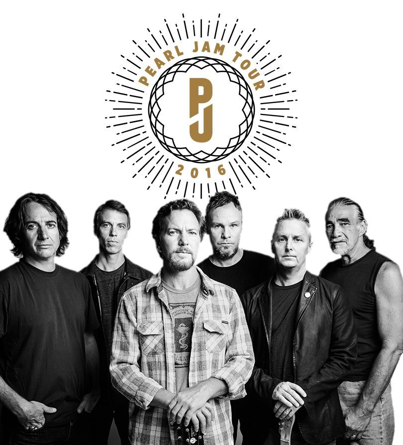 image for article Pearl Jam Plots 2016 Tour Dates