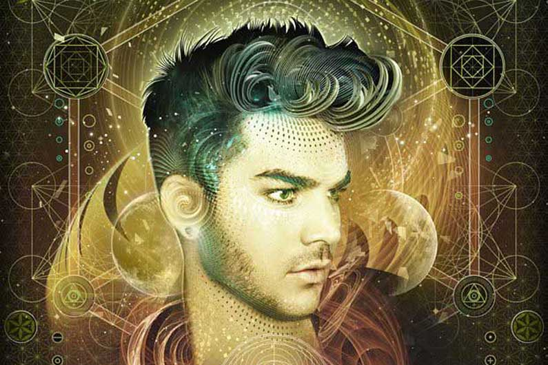 "image for article Adam Lambert Announces ""The Original High"" 2016 Tour Dates"