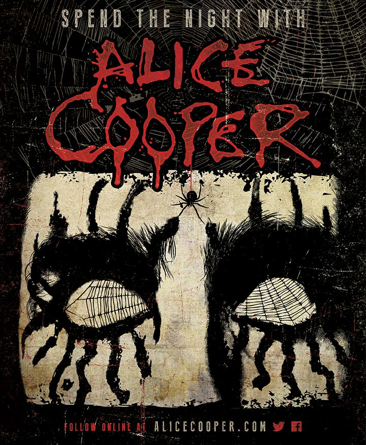 image for article Alice Cooper Adds 2016 Tour Dates: Ticket Presale Codes + Info