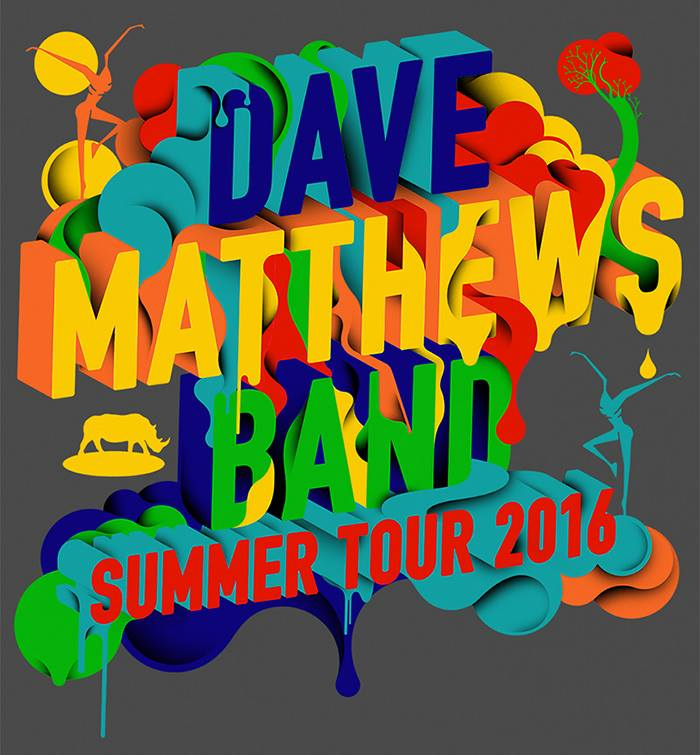 image for article Everything You Need To Know About Dave Matthews Band 2016 Tour Dates & Ticket Presale Codes