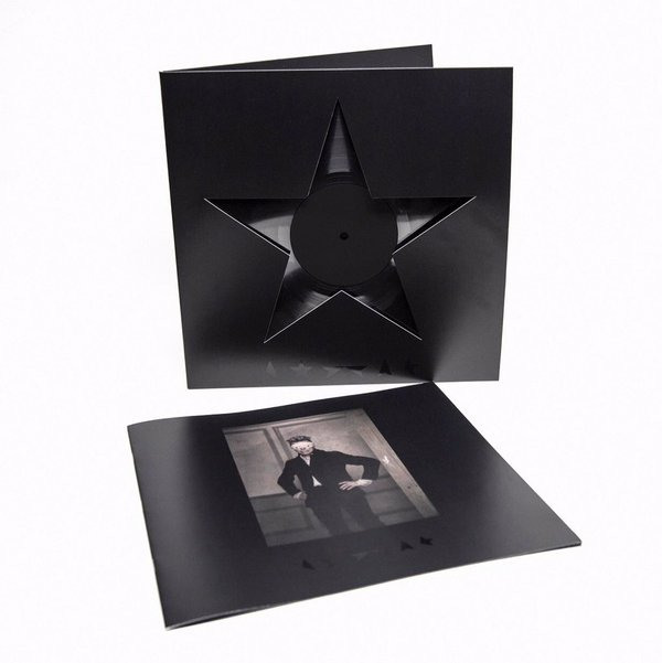 "image for article ""Blackstar"" (★) - David Bowie [Official Full Album Stream + Zumic Review]"