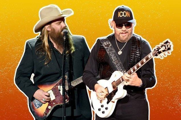 image for article Hank Williams Jr. & Chris Stapleton Set 2016 Tour Dates: Ticket Presale Info