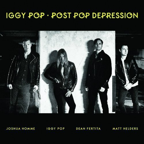 "image for article ""Post Pop Depression"" - Iggy Pop [Official Full Album Stream + Zumic Review]"