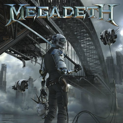 "image for article ""Dystopia"" - Megadeth [Official Full Album Stream + Zumic Review]"