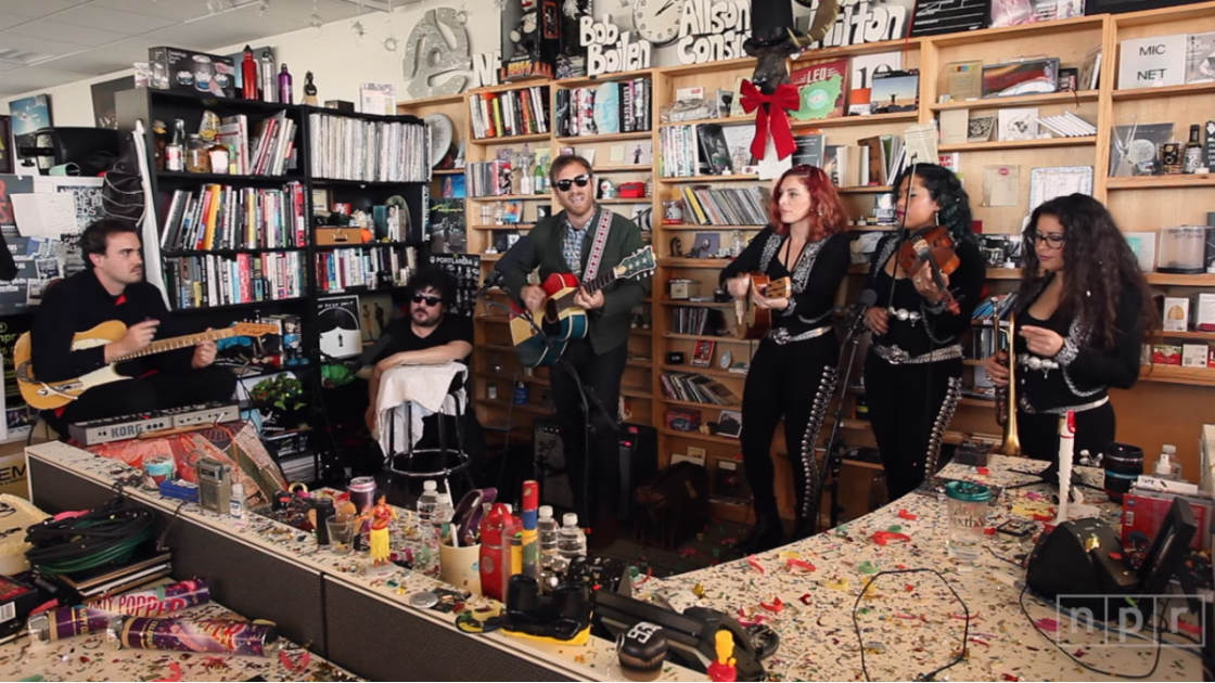 image for article The Arcs Tiny Desk Concert Performance, 2016 [NPR YouTube Video]