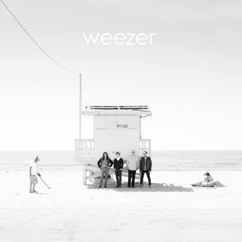 "image for article ""The White Album"" - Weezer [Official Full Album Stream + Zumic Review]"