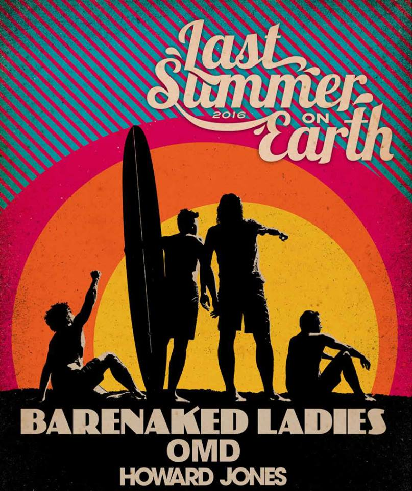 "image for article Barenaked Ladies Plot ""Last Summer On Earth"" 2016 Tour Dates: Ticket Presale Code Info"