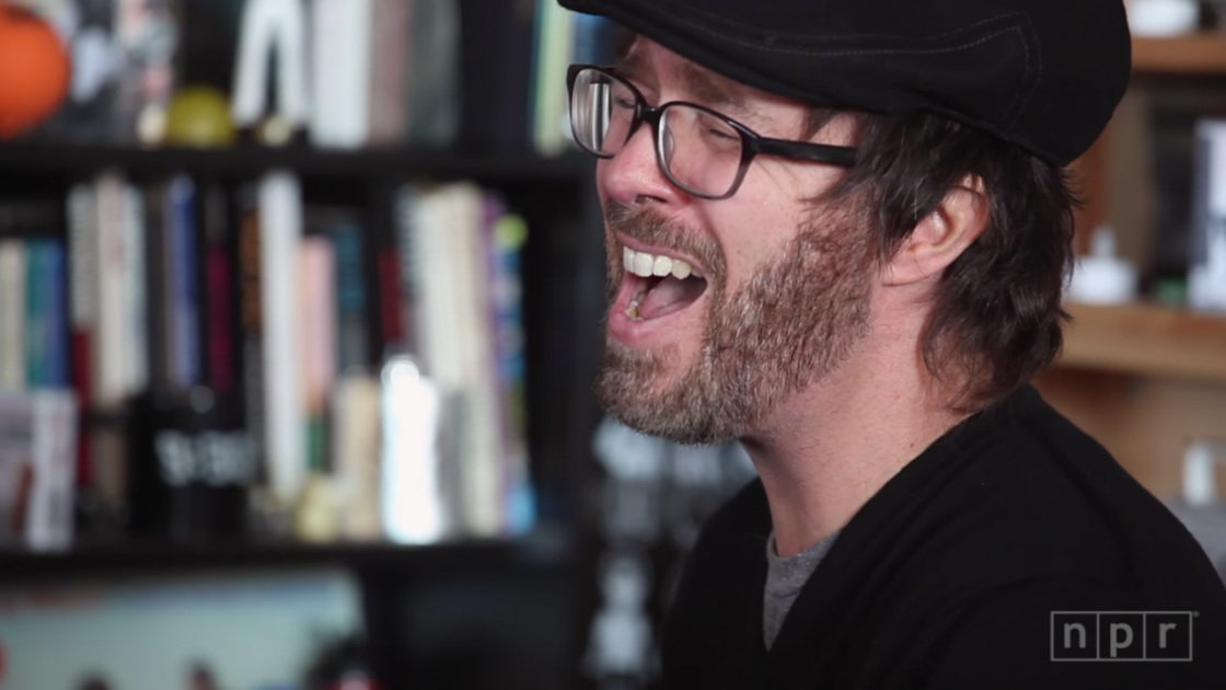 image for article Watch Ben Folds' Goofy 2016 NPR Tiny Desk Concert [YouTube Official Video]
