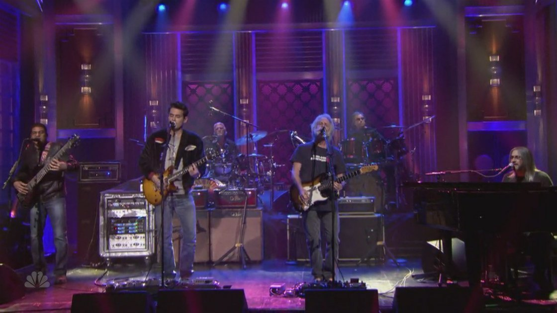 image for article Watch Dead & Company's Television Debut on The Tonight Show with Jimmy Fallon, Feb 18, 2016 [NBC Official Videos]
