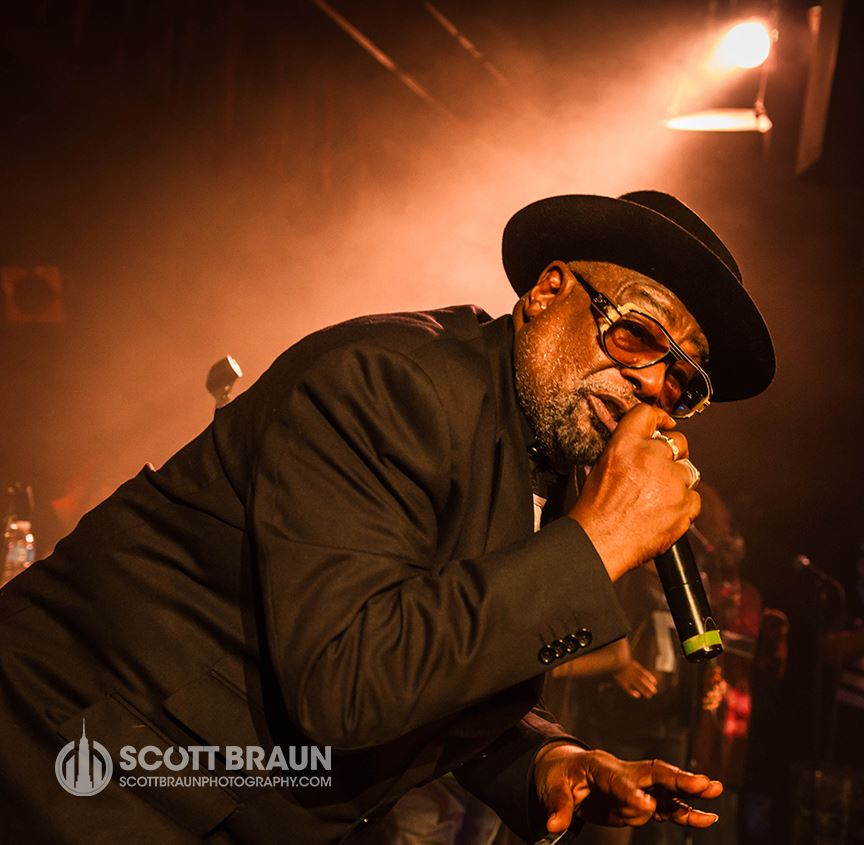 "image for article George Clinton & Parliament Funkadelic Celebrated ""Fat Tuesday"" at B.B. Kings in NYC on Feb 9, 2016 [Zumic Review + Photos]"