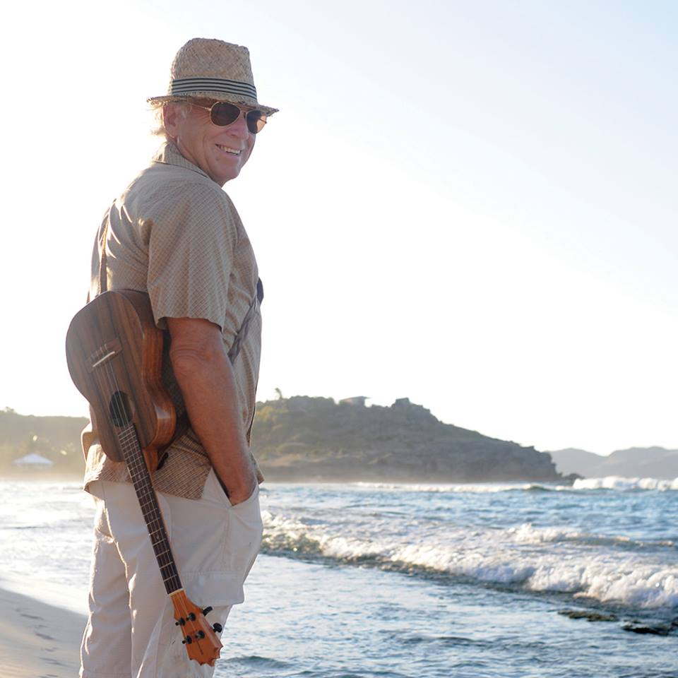 image for article Jimmy Buffett Adds 2016 Tour Dates, Opening Bands ZZ Top and Huey Lewis And The News