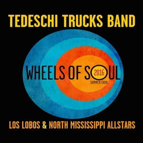 "image for article Tedeschi Trucks Band Set ""Wheels of Soul"" 2016 Tour Dates with Los Lobos & North Mississippi Allstars: Ticket Presale Code Info"