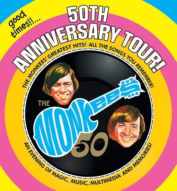 image for event The Monkees