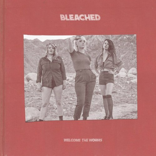 "image for article ""Welcome The Worms"" - Bleached [Official Full Album Stream + Zumic Review]"