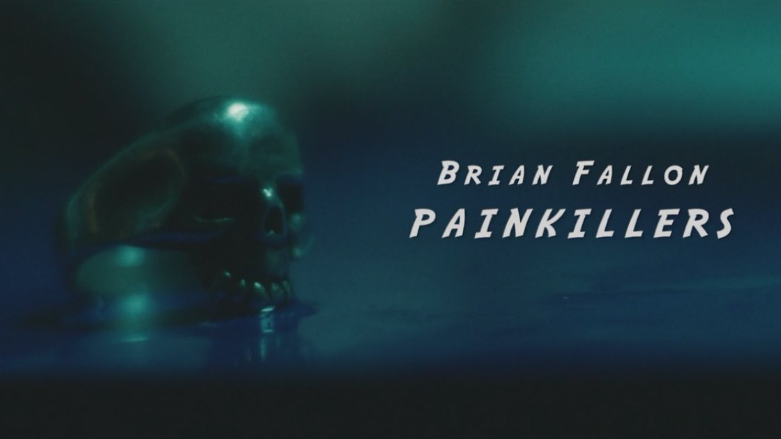 "image for article ""Painkillers"" - Brian Fallon [YouTube Official Music Video]"