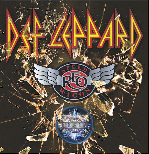 image for article Def Leppard Plans 2016 Tour Dates With Styx, Tesla, and REO Speedwagon: Ticket Presale Code Info