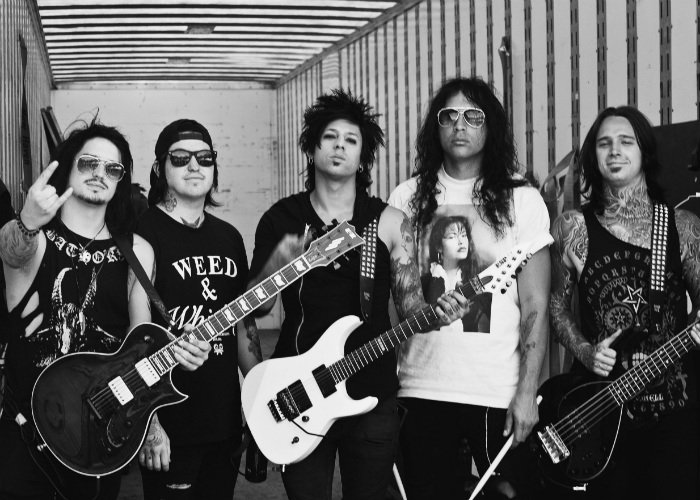 image for artist Escape the Fate