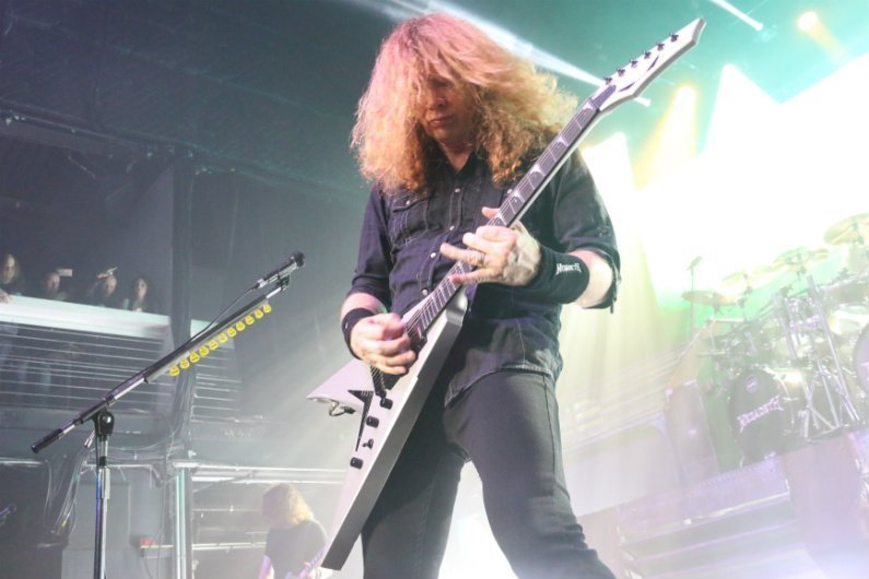 image for article Megadeth Shredded Terminal 5 in New York City on March 16, 2016 [Zumic Review + Photos]