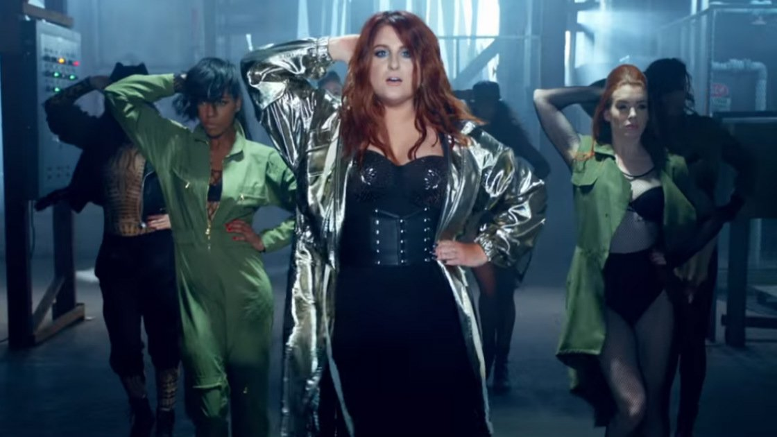 "image for article ""NO"" - Meghan Trainor [YouTube Official Music Video]"