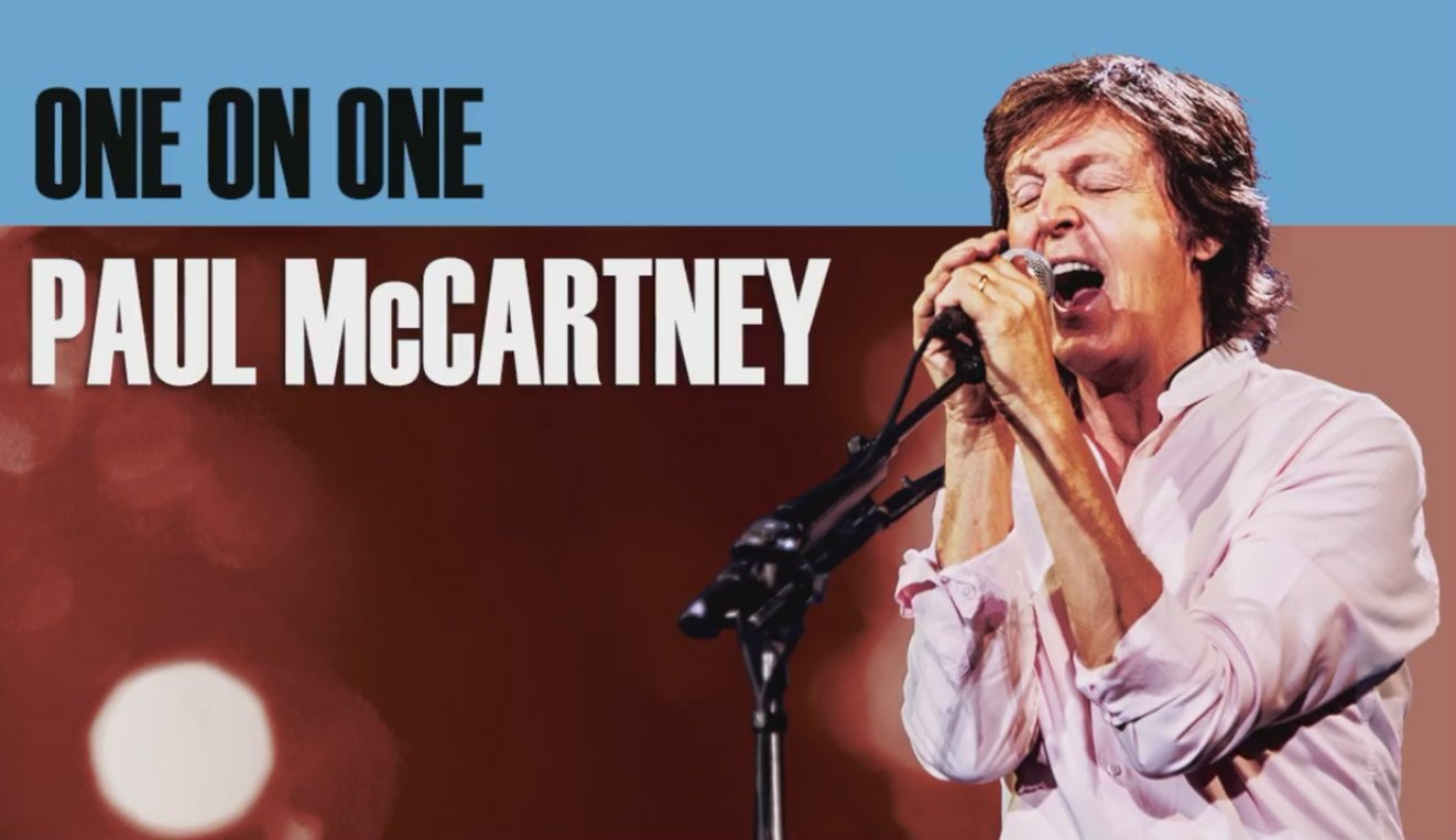 "image for article Paul McCartney Sets ""One On One"" 2016 Tour Dates: Ticket Presale Codes + Info"