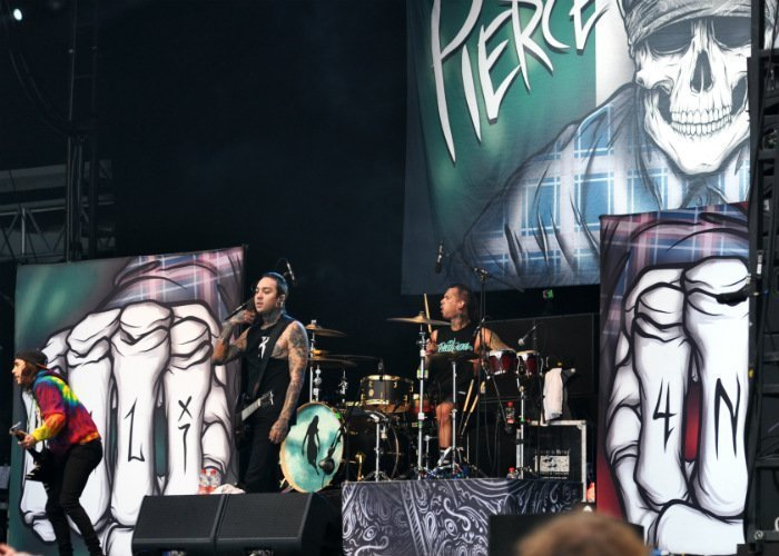 image for artist Pierce The Veil