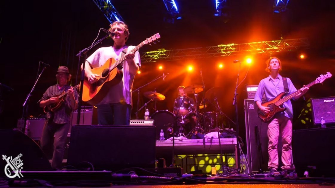 "image for article ""Peggy-O"" - Railroad Earth at Strings & Sol Music Festival, 2015 [YouTube Official Video]"