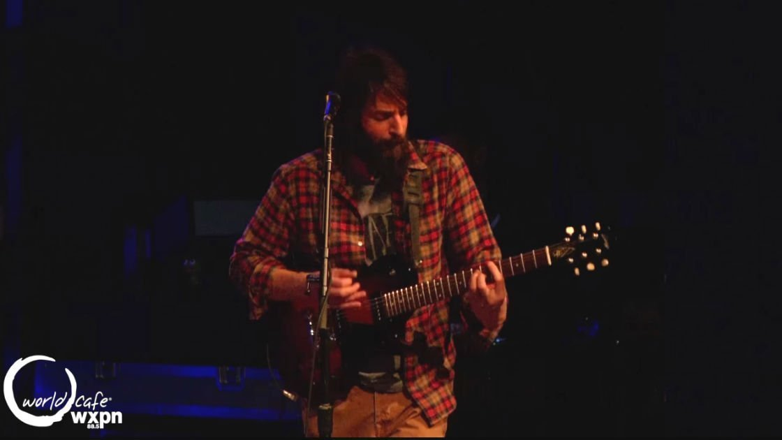 "image for article ""Hey, No Pressure"" - Ray LaMontagne on WXPN World Cafe [NPR YouTube Video]"