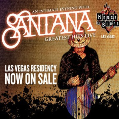 image for event Santana
