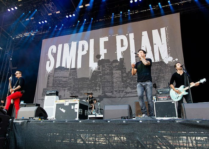 image for event Simple Plan