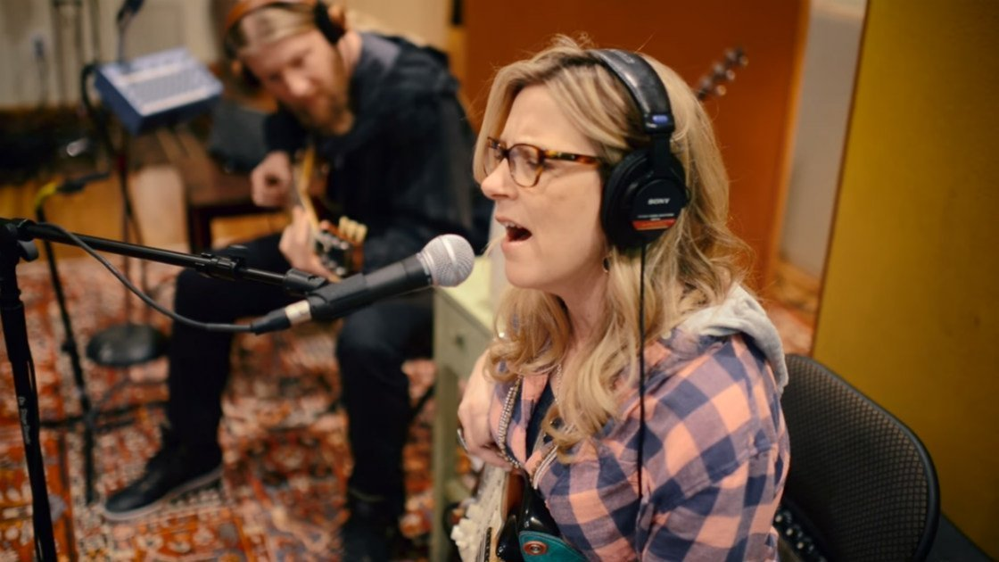 "image for article ""Anyhow"" - Tedeschi Trucks Band Live at Swamp Raga Studio in Jacksonville, FL [YouTube Live Video]"