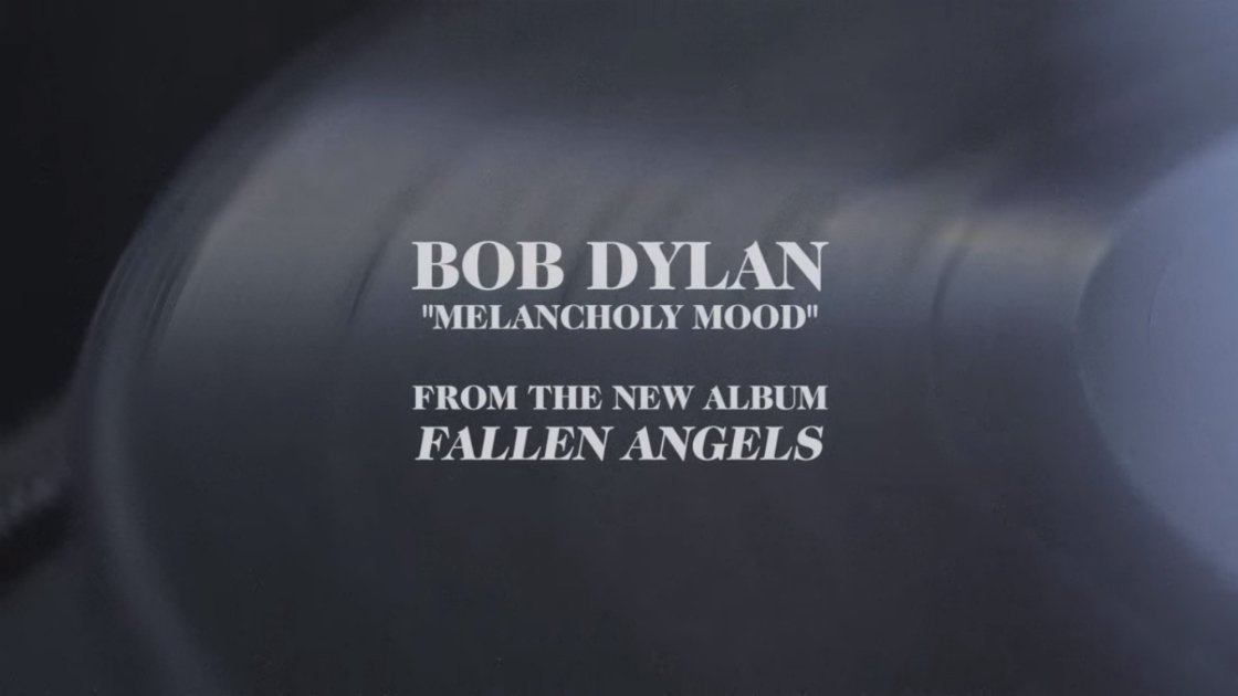 "image for article ""Melancholy Mood"" - Bob Dylan (Frank Sinatra Cover) [YouTube Official Audio Stream]"