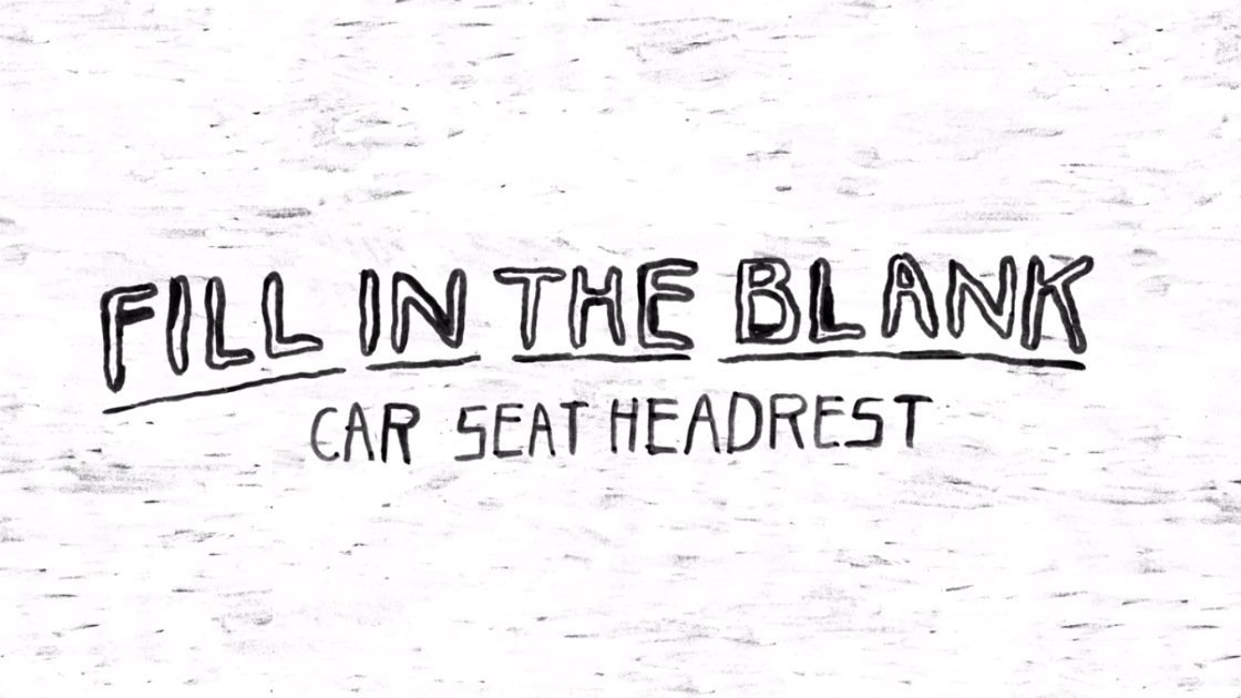 "image for article ""Fill In The Blank"" - Car Seat Headrest [YouTube Official Lyric Video]"