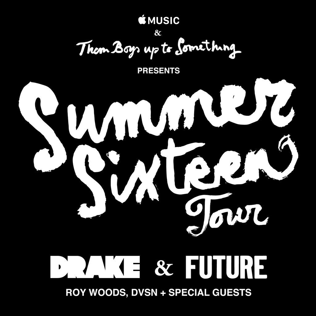 image for event POSTPONED: Drake and Future