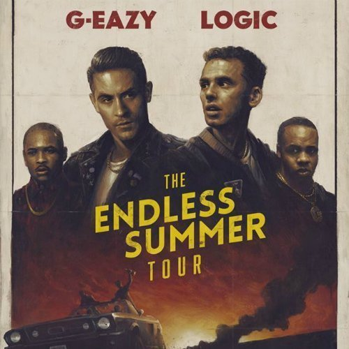 "image for article G-Eazy, Logic, YG and Yo Gotti Set 2016 Tour Dates:  ""Endless Summer"" Ticket Presale Codes + Info"