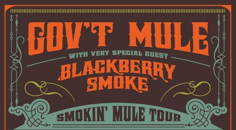 image for article Gov't Mule & Blackberry Smoke Add 2016 Tour Dates: Ticket Presale Codes + Info