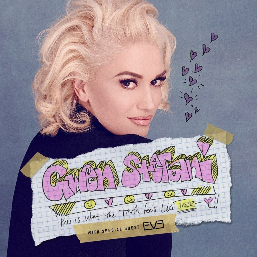 image for event Gwen Stefani and Eve