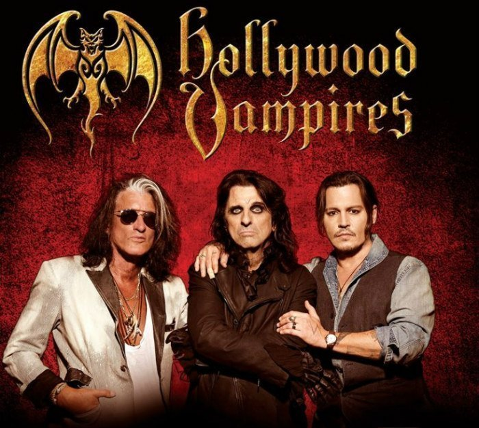 image for article Alice Cooper's Hollywood Vampires Supergroup Adds 2016 Tour Dates: Ticket Presale Info
