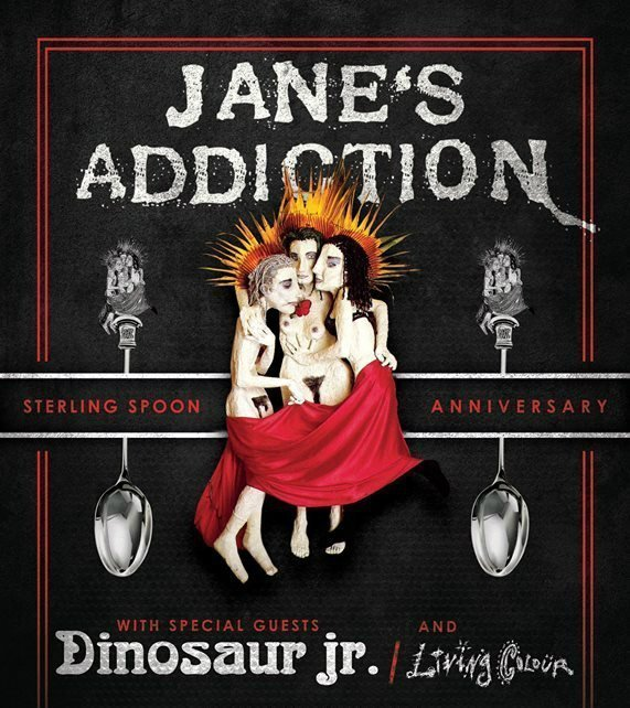 image for article Jane's Addiction Announce 2016 Summer Tour: Ticket Presale Codes + Info
