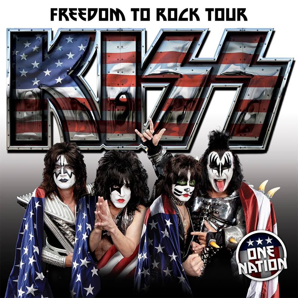 "image for article KISS Announces ""Freedom To Rock"" 2016 Tour Dates: Ticket Presale Codes + Info"