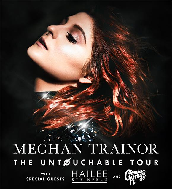 image for article Meghan Trainor Announces 'The Untouchable Tour' Plans for 2016: Presale Ticket Code Info