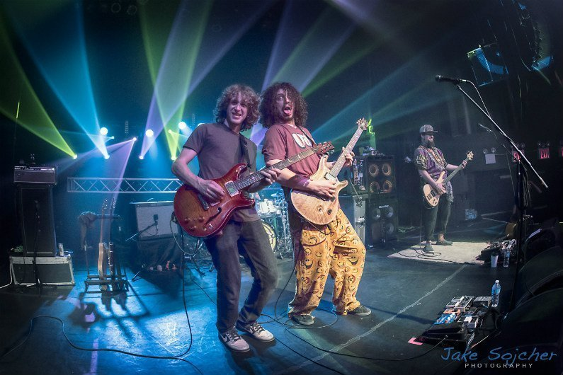 image for article Pigeons Playing Ping Pong Delivered High Energy Jams at Gramercy Theatre in New York, NY on April 16, 2016 [Zumic Review + Photos]
