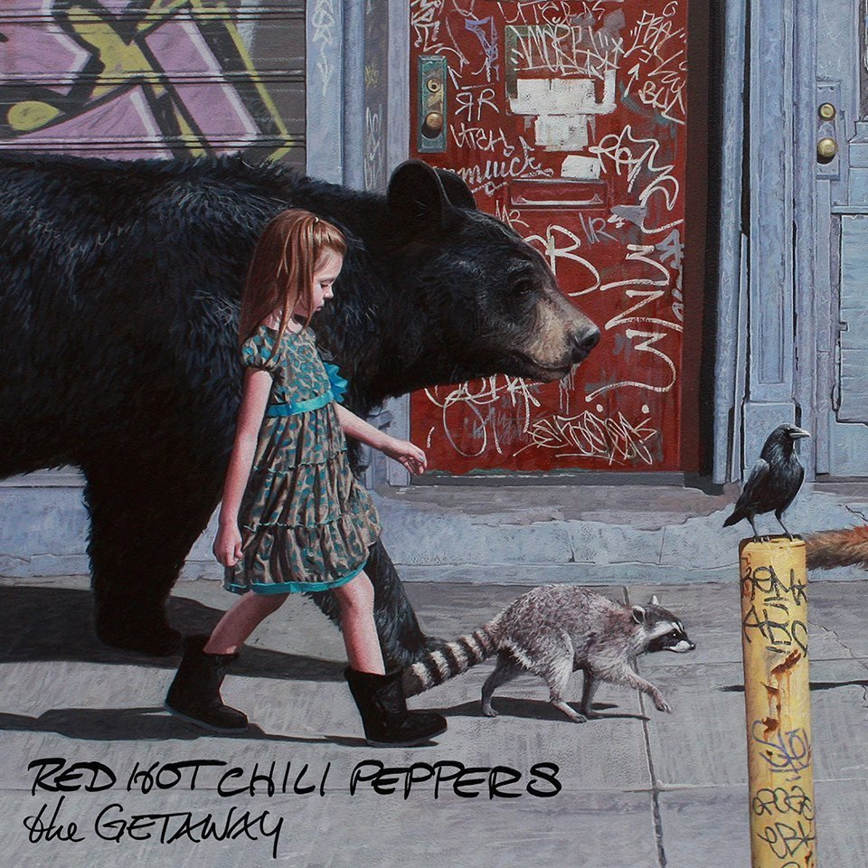image for event Red Hot Chili Peppers