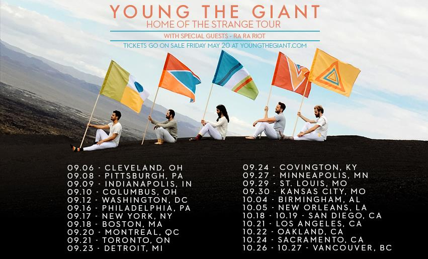 image for event Young The Giant