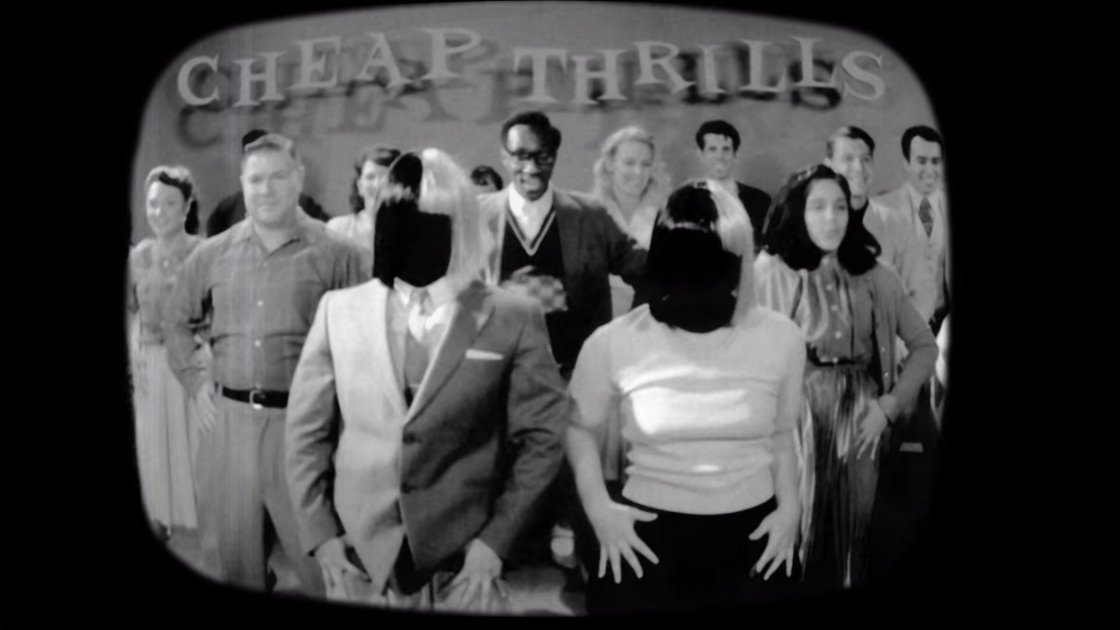 "image for article ""Cheap Thrills"" - Sia ft Sean Paul [YouTube Official Lyric Video]"